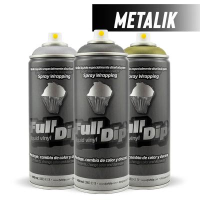 metalik barve sprej full dip