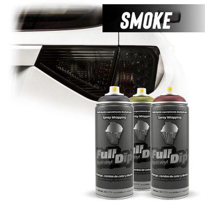 zatemnitev smoke plasti dip