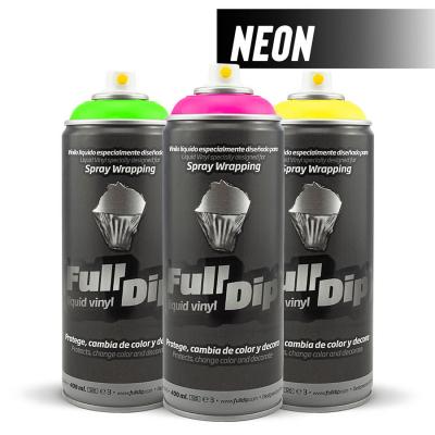 neon barve sprej fluorescentna