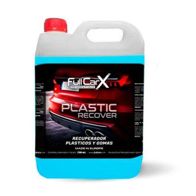 FullCarX čistilo in premaz za obnovitev plastike in gume