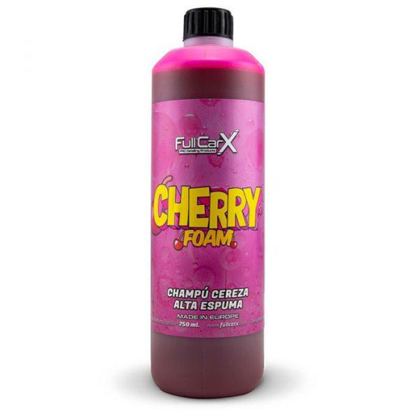 cherry šampon za pranje vozila avtomobila plovila čoln kolo rdeča